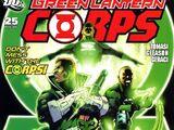 Green Lantern Corps Vol 2 25