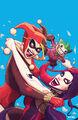 Harley Quinn Vol 2 15 Textless Harley Quinn Variant