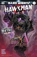 Hawkman Found Vol 1 1
