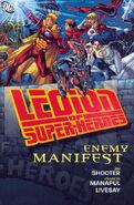 Legion of Super-Heroes Enemy Manifest