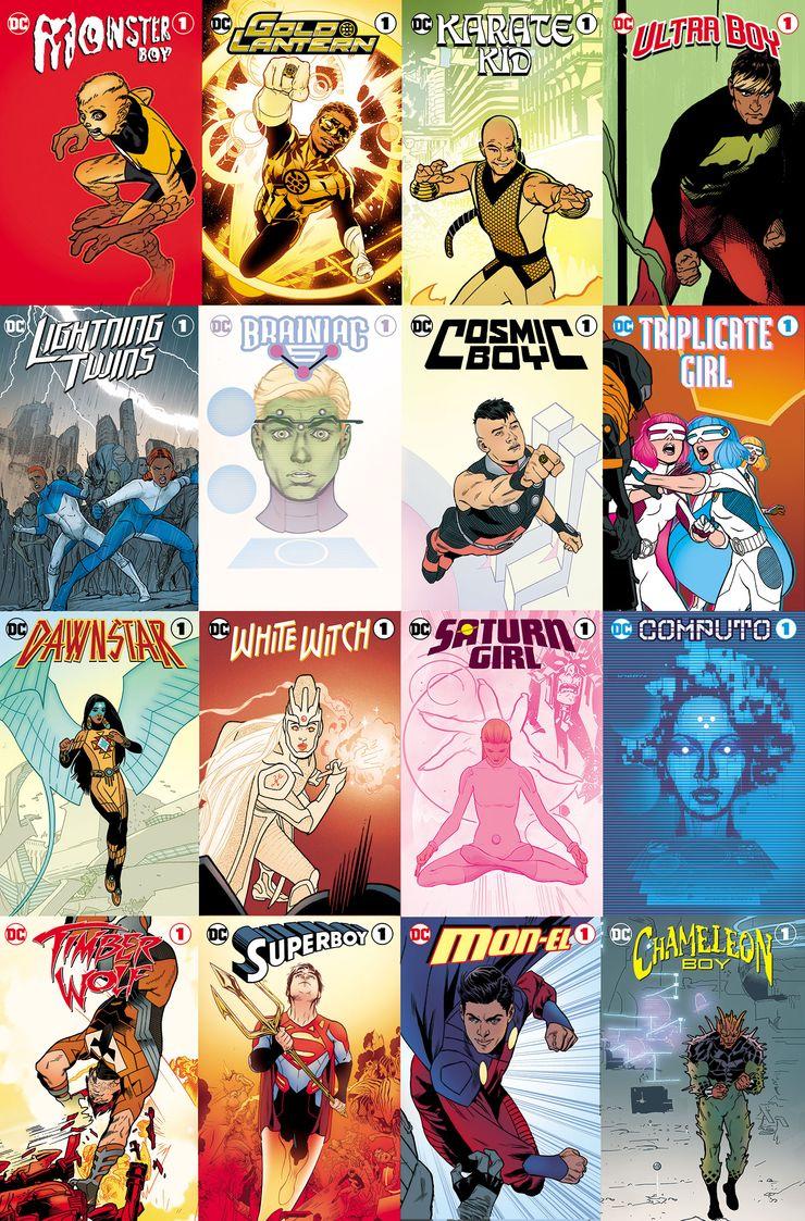 Legion of Super-Heroes #9 - The Aspiring Kryptonian