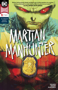 Martian Manhunter Vol 5 1
