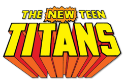 New Teen Titans vol 1 logo