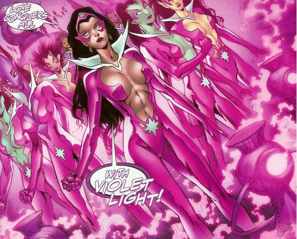Star Sapphire Corps New Earth Gallery