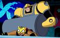 Steamroller Teen Titans
