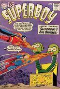 Superboy Vol 1 89