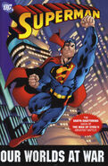 Superman Our Worlds At War Complete