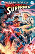 Superman The Coming of the Supermen Vol 1 5