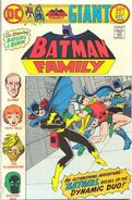 Batman Family v.1 2