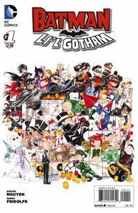 Batman Li'l Gotham Vol 1 1