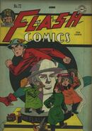 Flash Comics 72