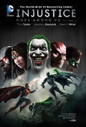 Injustice Gods Among Us Vol 1 Collected