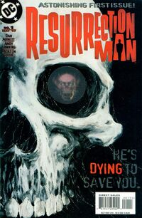 Resurrection Man Vol 1 1