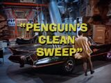 Batman (1966 TV Series) Episode: Penguin's Clean Sweep