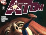 The All-New Atom Vol 1 5