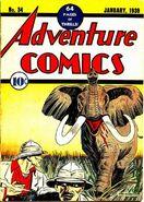 Adventure Comics Vol 1 34