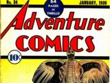 Adventure Comics Vol 1 34