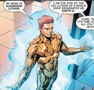 Alexander Luthor, Jr. Dark Multiverse Earth-Three 001
