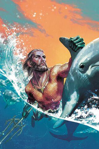File:Aquaman Vol 8 31 Textless Variant.jpg