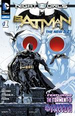 Batman Annual Vol 2 1