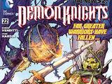 Demon Knights Vol 1 22