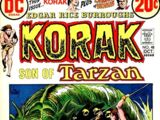 Korak Son of Tarzan Vol 1 48