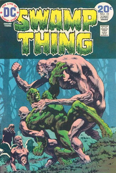Swamp Thing Vol 1 10 | DC Database | Fandom