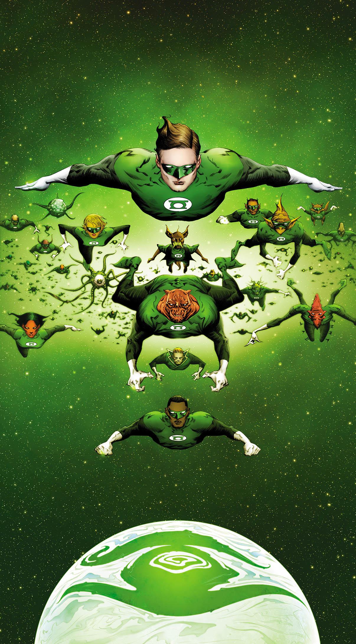 Green Lanterns #3   NEW!!!
