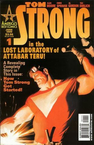 File:Tom Strong Vol 1 1.jpg
