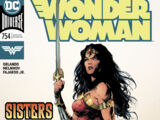 Wonder Woman Vol 1 754