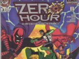 Zero Hour: Crisis in Time Vol 1 3