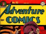 Adventure Comics Vol 1 92