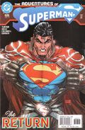 Adventures of Superman Vol 1 626