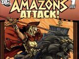 Amazons Attack Vol 1 1