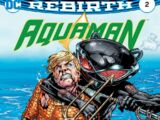 Aquaman Vol 8 2