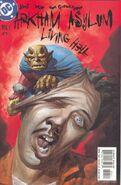 Arkham Asylum Living Hell 6