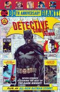 Detective Comics Batman 80th Anniversary Giant Vol 1 1