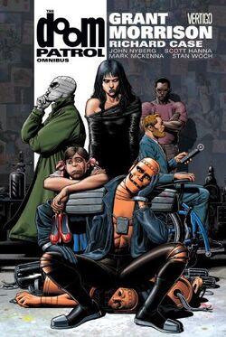 Cover for the Doom Patrol Omnibus Trade Paperback