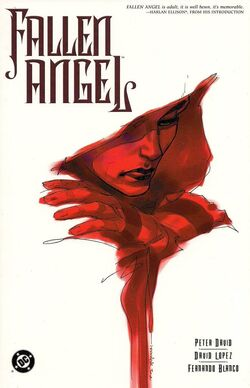 Cover for the Fallen Angel Vol. 1 Trade Paperback