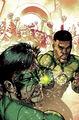 Green Lantern Corps Vol 3 26 Textless
