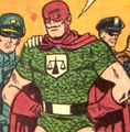 Mister Justice Earth-One