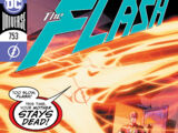 The Flash Vol 1 753