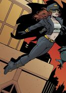 Barbara Gordon Gotham City Garage 001