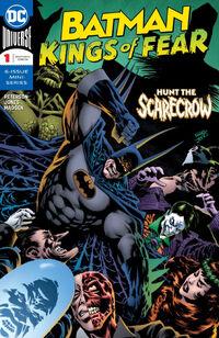 Batman Kings of Fear 1