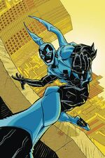 Blue Beetle Vol 9 3 Textless Variant