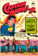 Captain Marvel, Jr. Vol 1 109