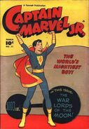 Captain Marvel, Jr. Vol 1 71