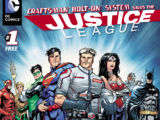 Craftsman Bolt-On System Saves the Justice League Vol 1 1