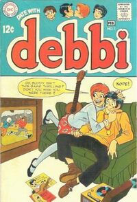 Date With Debbi Vol 1 1