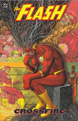 Cover for the The Flash: Crossfire Trade Paperback